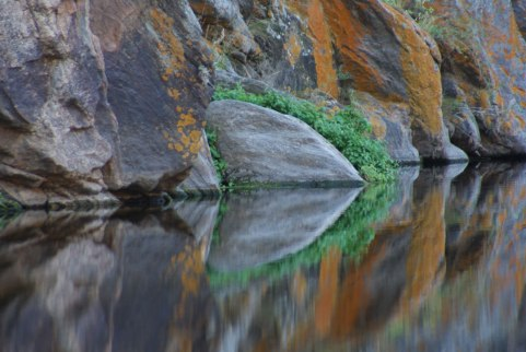 Pozo de río - San Marcos Sierra - Argentina