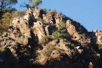 Perforaciones en roca - San Marcos Sierra - Argentia