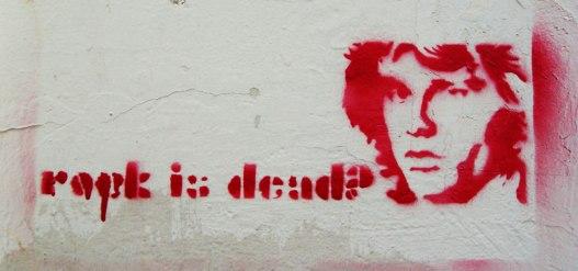 Rock-is-dead