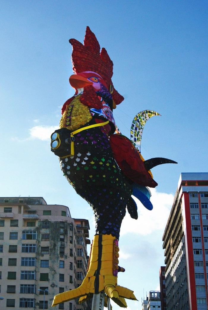 gallo-carnavalero